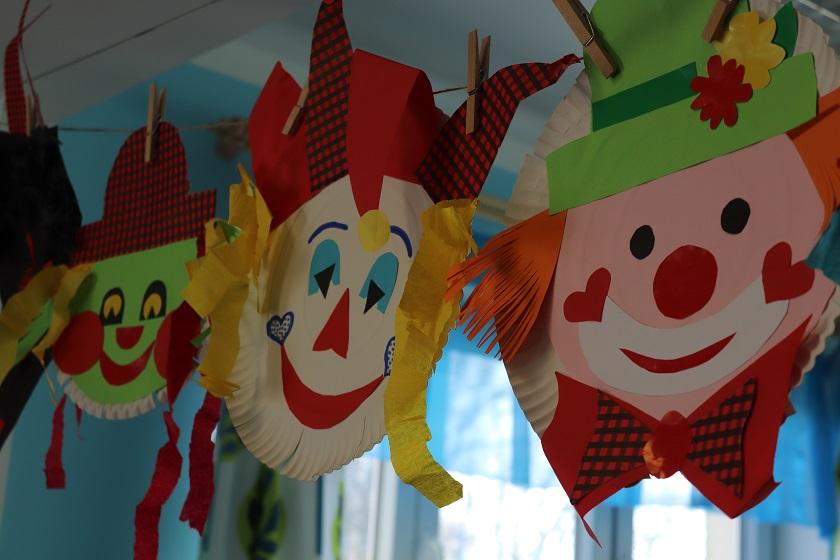 Těšíme se na karneval