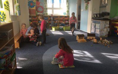 Výstava ve školce