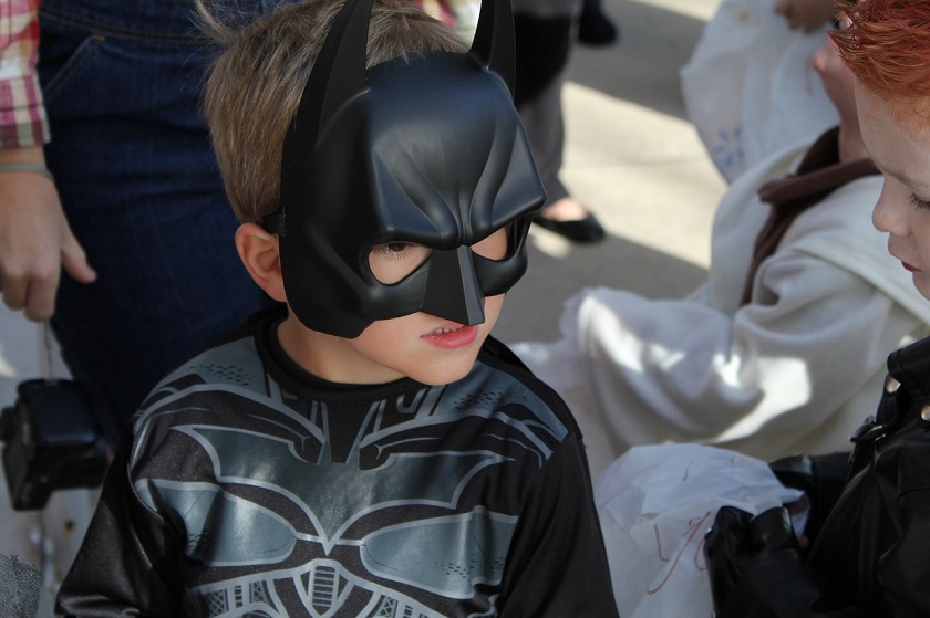 Haló, Batmane!