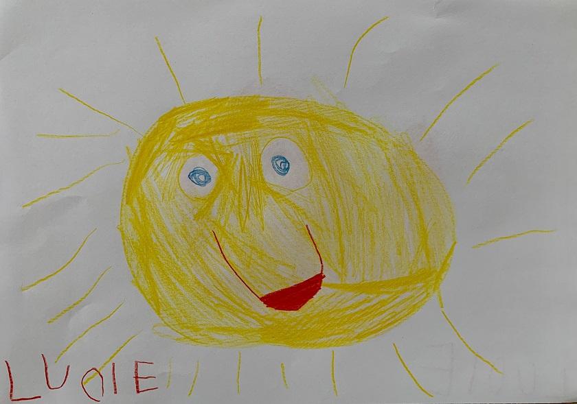 Obrázky od dětí